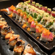 アメリカの寿司ロール