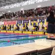 東北高校新人水泳大会へ!