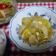 ~ 白菜と豚バラ・厚揚げの煮物 ~