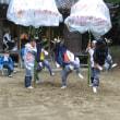 八幡神社例大祭(獅子舞)