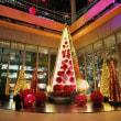 丸ビルのクリスマスツリー 2017
