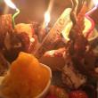 * 南大阪カフェ巡り★バースデーランチでかわいいケーキ *