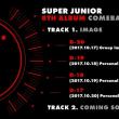 SUPERJUNIOR 8TH ALBUM COMEBACK TRACK