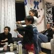 ユーゴ6才の誕生会