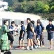 中学チャレンジ陸上競技記録会に参加!