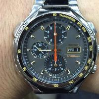 今日の腕時計 12/1 SEIKO SPEEDMASTER 7T59-7A00