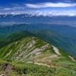 頂-長野県伊那市:仙丈ヶ岳