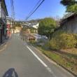 奈良県生駒郡斑鳩町神南4丁目と5丁目の間の風景