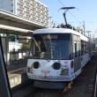 世田谷線の「幸運の招き猫電車」