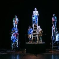 『くじらと見た夢』 東京・座高円寺公演は、明日まで。