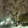 城下町の冬