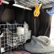 車中泊を快適に過ごすために(小型収納庫)