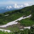 鳥海山。絶景登山@2日目(2017.8.6)その2 行者岳・伏拝岳・文殊岳