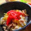 吉野家の牛丼再現レシピ