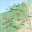 因幡国古地図
