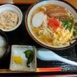 沖縄そばをお得に食べられる「沖縄そば定食」