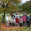 シニア大学・・小坂田マレットゴルフ場で大会・・中信会館龍胆にて昼食会と親睦会