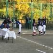 2017年秋季千束大会閉会式(高学年の部優勝&低学年の部準優勝)