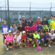 Fテニス合宿❗❗選手の皆さん、お疲れ様でした👍