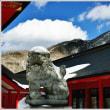 雪 の 「赤城神社」 (2の2)  ★ 2018.02.21 ★