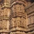 「悠久のインド9日間」№90 西のヒンドゥ教寺院群(Ⅰ)