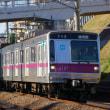 2017年12月17日  東急田園都市線 宮前平 東京メトロ 8101F