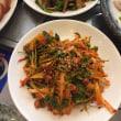 タコ韓国料理