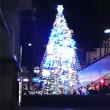 今日から十二月!そごう前クリスマスツリーも点灯しました。