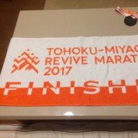 東北みやぎ復興マラソン惨敗