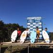 入賞おめでとう!高知県知事杯サーフィン大会★LES
