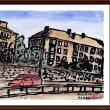 ベラルーシ・ウクライナ・モルドバ旅行シリーズ (25)キエフ市内の建物
