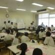 西脇高校での『高校生版議会報告会』