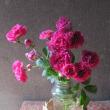 花は小さくても 美しさには 品格あり