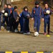 高等部 ホーリーホックサッカー教室が行われました。