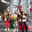 東京国際フォーラム2019謹賀新年・獅子舞体験教室開催
