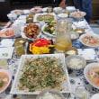 「真鯛のとろろ昆布締め・カルパッチョ」はおいしかった!!・・・飯村直美料理教室