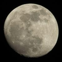 11夜と13夜の月