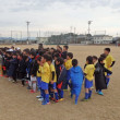 サッカー引率記:桐原ウインターカップ3年生大会