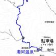 2017/09/17(日) 富山市→御嶽山岐阜側登山口への道
