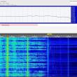 1611kHz DWNXの信号強度