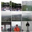 20070923韓国旅行南山タワー