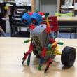 算数検定とプログラミングロボット