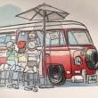 ワーゲンバスのたこ焼き屋
