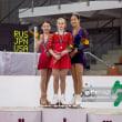 碧い瞳のダリア・パネンコワが優勝、JGPラトビア大会