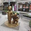 亀有・両さんの銅像
