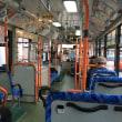 千葉からバスを乗り換えて家に帰ります。