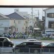 ④ 塩屋神社 夏祭り : 防犯パトロール
