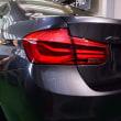 BMW・320i(ミネラルグレー) PRO PCX-S8コーティング(撥水・艶・対すり傷・防汚性)