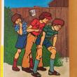 ドイツ語の本-Pfiffige Detektive
