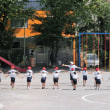 運動会練習 2・3年生